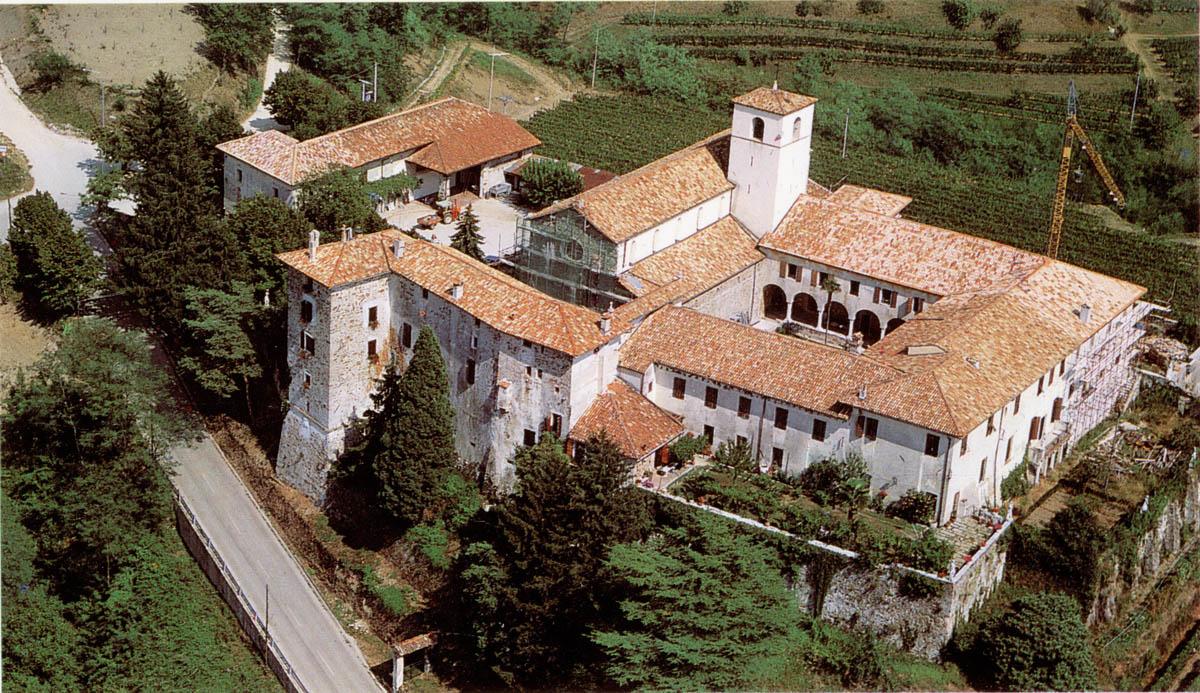 Abbazia di Rosazzo - foto di YukioSanjo via Wikipedia